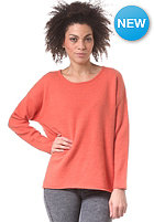 SELECTED FEMME Womens Minnie Knit Sweat paprika