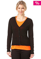 SELECTED FEMME Womens Mylia Knit Cardigan black