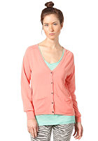 SELECTED FEMME Womens Mylia Knit Cardigan fresh coral