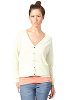 SELECTED FEMME Womens Mylia Knit Cardigan lime cream