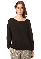 SELECTED FEMME Womens Mylia Knit Sweat black