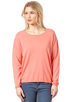SELECTED FEMME Womens Mylia Knit Sweat fresh coral