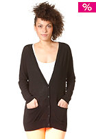 SELECTED FEMME Womens Mylia L/S Knit Long Cardigan black