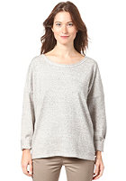 SELECTED FEMME Womens Natali L/S Sweatshirt mid grey melange