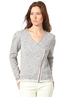 SELECTED FEMME Womens New Kara Sweat Blazer mid grey melange