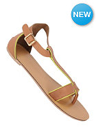 SELECTED FEMME Womens Nora Sandals cognac