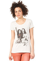 SELECTED FEMME Womens Ono S/S T-Shirt vanilla ice