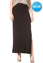 SELECTED FEMME Womens Paja Maxi Slit Basic Skirt black
