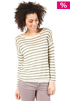 SELECTED FEMME Womens Rosine Knit Sweat dusty leaf