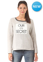 SELECTED FEMME Womens Secret Sweat light grey melange