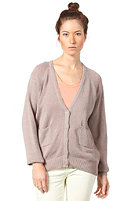 SELECTED FEMME Womens Shilla Knit Cardigan cobble stone