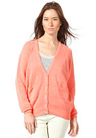 SELECTED FEMME Womens Shilla Knit Cardigan fresh coral