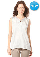 SELECTED FEMME Womens Shimba S/L Top light grey melange