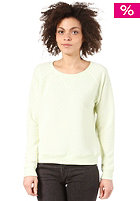 SELECTED FEMME Womens Siga Sweat lime cream