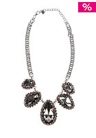 SELECTED FEMME Womens Stan Necklace gunmetal