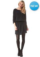 Womens Star 3/4 Dress black