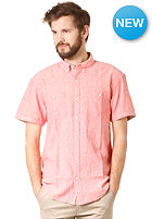 SELECTED Fresh S/S Shirt Spiced Coral