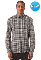 SELECTED Gingham L/S Shirt black