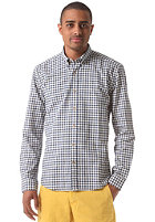 SELECTED Gingham L/S Shirt blue
