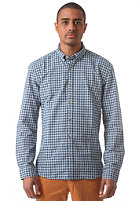 SELECTED Gingham L/S Shirt blue wing teal