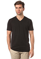 SELECTED Gizmo V-Neck S/S T-Shirt black