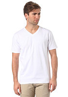 SELECTED Gizmo V-Neck S/S T-Shirt white