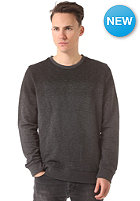 SELECTED Grayson Crew Neck Sweat dark grey melange