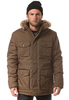 SELECTED Greenland Long Jacket beech