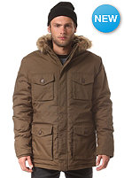 SELECTED Greenland Long Jacket beech