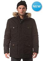 SELECTED Greenland Long Jacket black