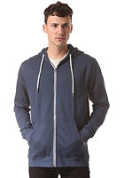 SELECTED Hank Hooded Zip Sweat insignia blue