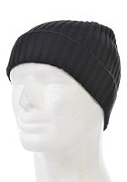 SELECTED Jules Rib Beanie black