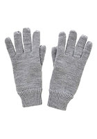SELECTED Jules Rib Glove grey