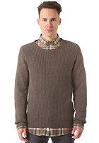 SELECTED Kyle Crew Neck Knit Sweat BP grey melange