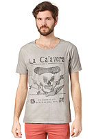 SELECTED La Calavera O-Neck S/S T-Shirt comb 1