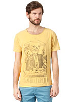 SELECTED La Calavera O-Neck S/S T-Shirt comb 2