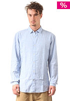 SELECTED Lander L/S Shirt chambray blue