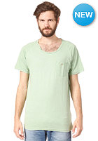 SELECTED Lawson U-Neck S/S T-Shirt fair green