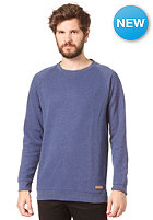 SELECTED Louis Crew Neck Sweat blue depths m�lange