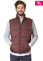 SELECTED Manley Gilet Vest fudge