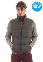 SELECTED Manley Gilet Vest mid grey