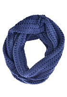 SELECTED Max Tube Scarf navy