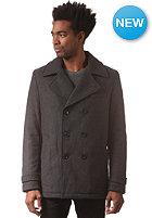 SELECTED Mercer DB Pea Coat grey melange