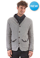 SELECTED Murray Blazer C Zip Sweat mid grey melange
