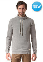 SELECTED Musca High Neck Sweat light grey melange