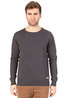 SELECTED Nevada Split Crew Neck Knit ombre blue