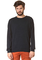 SELECTED Nevada Split Crew Neck Knit Sweat dark sky