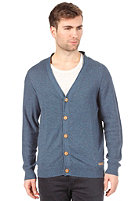 SELECTED Nolan Grandad  Knit Cardigan ensign blue