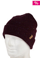 SELECTED Oliver hood C Beanie Purple