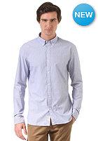 SELECTED One Alex L/S Shirt light blue